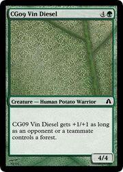 CG09 Vin Diesel