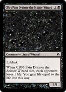 CB03 Pain Drainer the Scissor Wizard