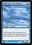 CU08 Large Ness Monster