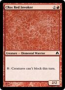 CR01 Red Invoker