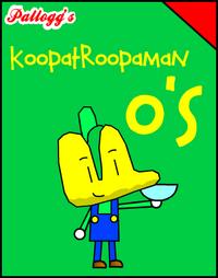Koopatroopaman O's