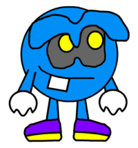 Blue main picture
