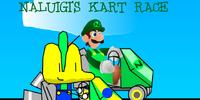 Naluigi's Kart Race