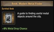 Modern Metal Finder