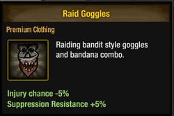 Tlsdz raid goggles