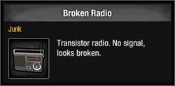 Broken Radio