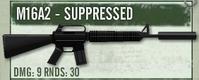 M16supressed