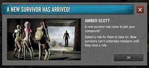 Tlsdz a new survivor has arrived