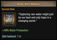 Rain makers