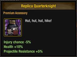 Replica Quarterknight