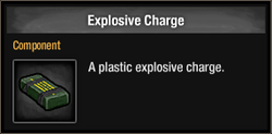 Explosive Charge