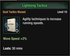 Lightning Tactics