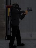 Survivor with tauron scoped