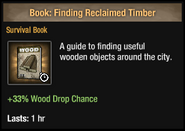 Finding Reclaimed Timber