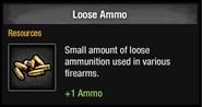 Loose Ammo