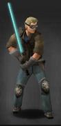 Lightsaber Guy