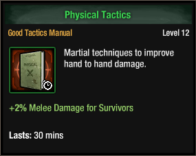 Physical Tactics