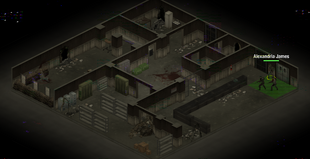 Gun store (variant B)