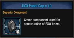 Exo panel