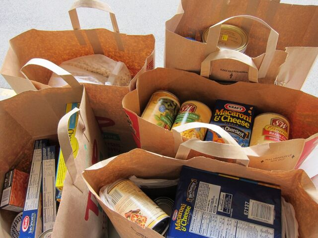 File:Bags canned goods.jpg