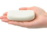 Soap hand
