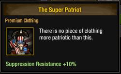Tlsdz the super patriot