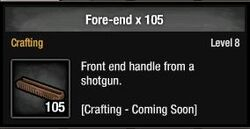 Fore-end