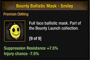 Bountyballistic mask 09