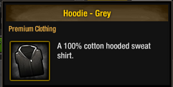 TLSDZ Hoodie - Grey