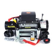 Car-Electric-Winch