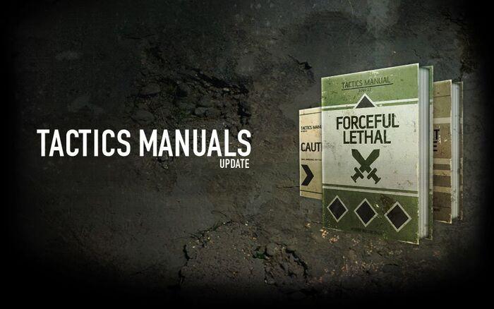 Tactics Manual update FB pic