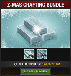 Z-Mas Crafting Bundle