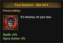 Tlsdz face bandana usa 2015