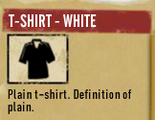 Tlsuc t-shirt white