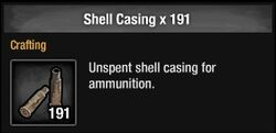 Shell Casing