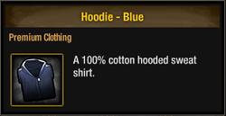 TLSDZ Hoodie - Blue