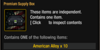 Budget Independence Box