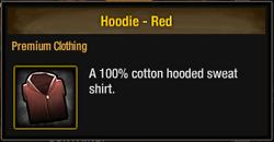 TLSDZ Hoodie - Red