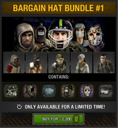 Bargain Hat Bundle