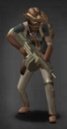 Survivor as15 equipped