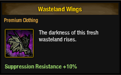 Tlsdz wasteland wings