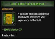 Boost your experience