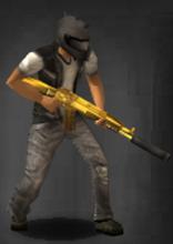 Golden ak105