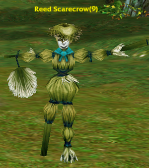 Reed Scarecrow