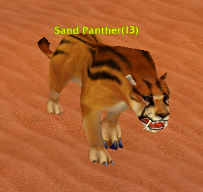 Sand Panther