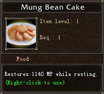 Mung Bean Cake