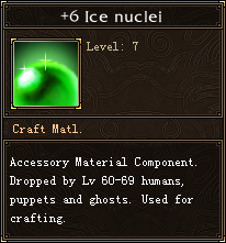 6 Ice nuclei