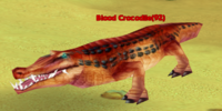 Blood Crocodile