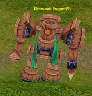 Elmwood Puppet