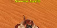 Strawhat Ape